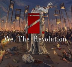 Jaquette de We. The Revolution Mac