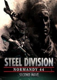 Jaquette de Steel Division : Normandy 44 Second Wave PC