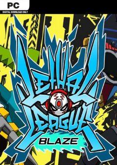 Jaquette de Lethal League Blaze PC