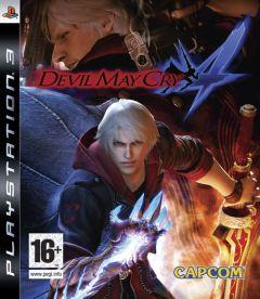 Jaquette de Devil May Cry 4 PlayStation 3