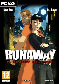 Jaquette de Runaway : A Twist of Fate PC
