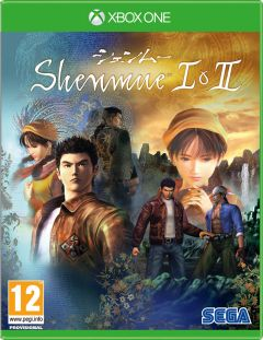 Jaquette de Shenmue I & II Xbox One