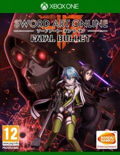 Jaquette de Sword Art Online : Fatal Bullet Xbox One