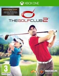 Jaquette de The Golf Club 2 Xbox One