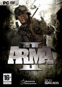 Jaquette de ArmA II PC