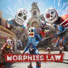Jaquette de Morphies Law Nintendo Switch