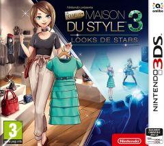 Jaquette de La Nouvelle Maison du Style 3 : Looks de Stars Nintendo 3DS