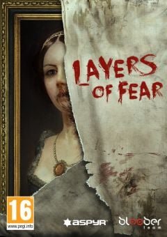 Jaquette de Layers of Fear Nintendo Switch