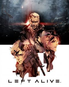 Jaquette de Left Alive PS4