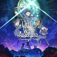 Jaquette de Little Witch Academia : Chamber of Time PS4
