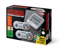 Jaquette de Nintendo Classic Mini : Super Nintendo Entertainment System Super NES