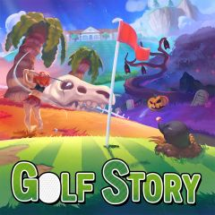 Jaquette de Golf Story Nintendo Switch