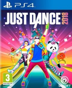 Jaquette de Just Dance 2018 PS4