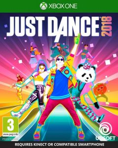 Jaquette de Just Dance 2018 Xbox One