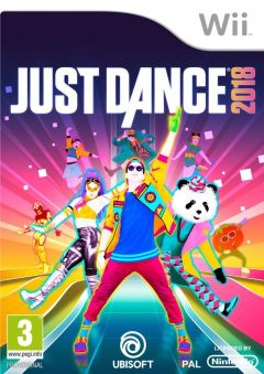 Jaquette de Just Dance 2018 Wii