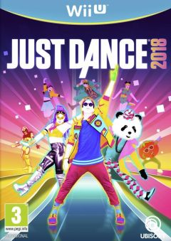 Jaquette de Just Dance 2018 Wii U