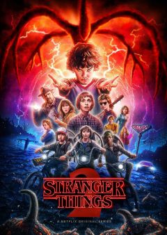 Jaquette de Stranger Things iPhone, iPod Touch