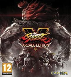 Jaquette de Street Fighter V : Arcade Edition PC