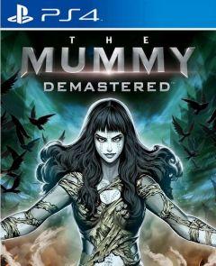 Jaquette de The Mummy Demastered PS4