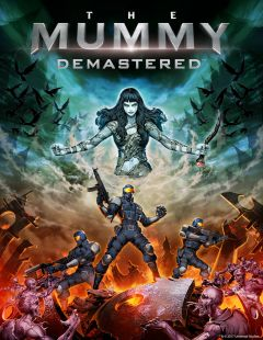 Jaquette de The Mummy Demastered Xbox One