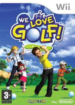 Jaquette de We Love Golf ! Wii