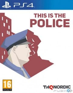 Jaquette de This is the Police PS4