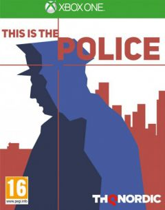 Jaquette de This is the Police Xbox One