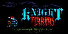 Jaquette de Knight Terrors Nintendo Switch