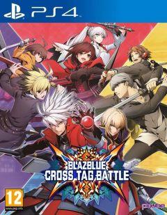 Jaquette de BlazBlue Cross Tag Battle PS4