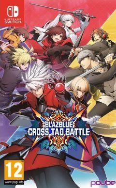 Jaquette de BlazBlue Cross Tag Battle Nintendo Switch