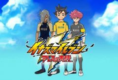 Jaquette de Inazuma Eleven : Scales of Ares Android