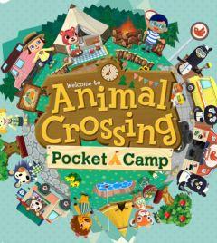 Jaquette de Animal Crossing : Pocket Camp iPad