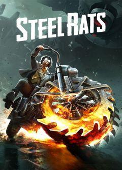 Jaquette de Steel Rats PS4