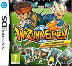 Jaquette de Inazuma Eleven DS
