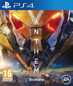 Jaquette de Anthem PS4