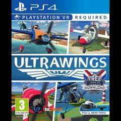 Jaquette de Ultrawings PS4