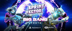 Jaquette de Sprint Vector HTC Vive