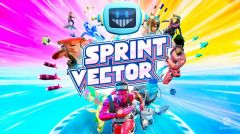 Jaquette de Sprint Vector PlayStation VR