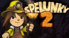 Jaquette de Spelunky 2 PC