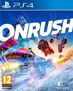 Jaquette de Onrush PS4