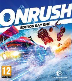 Jaquette de Onrush PC