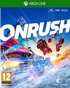 Jaquette de Onrush Xbox One