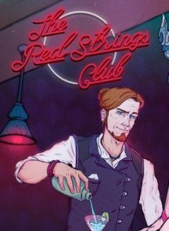 Jaquette de The Red Strings Club PC