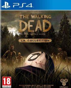 Jaquette de The Walking Dead Collection PS4