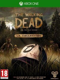 Jaquette de The Walking Dead Collection Xbox One
