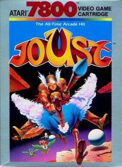 Jaquette de Joust Atari 7800