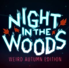 Jaquette de Night in the Woods : Weird Autumn Edition PS4