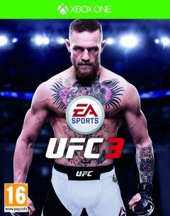 Jaquette de EA Sports UFC 3 Xbox One