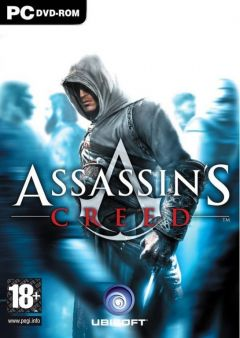 Jaquette de Assassin's Creed PC