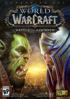 Jaquette de World of Warcraft : Battle for Azeroth PC